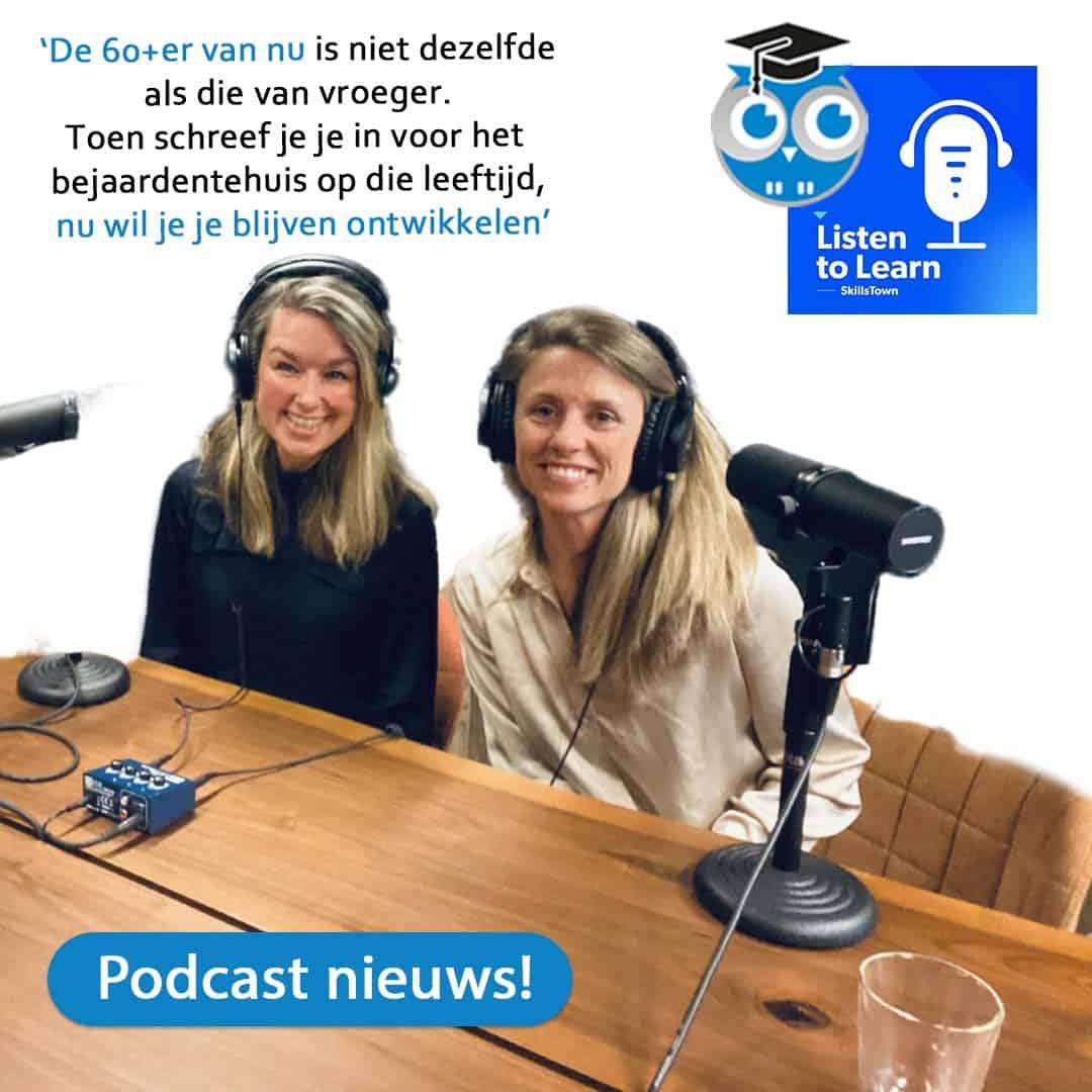Podcast-interview met Enny & Ilse over OGJG