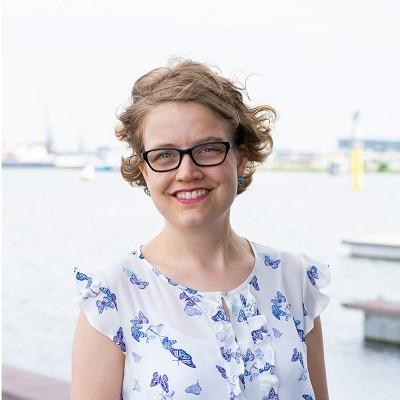 Marit Lommelaars, regiocoordinator OGJG