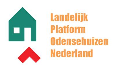 Logo Landelijk Platform Odensehuizen NL