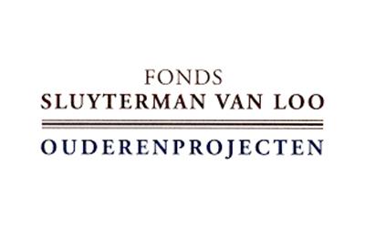 Logo Fonds Sluyterman van Loo Ouderenprojecten