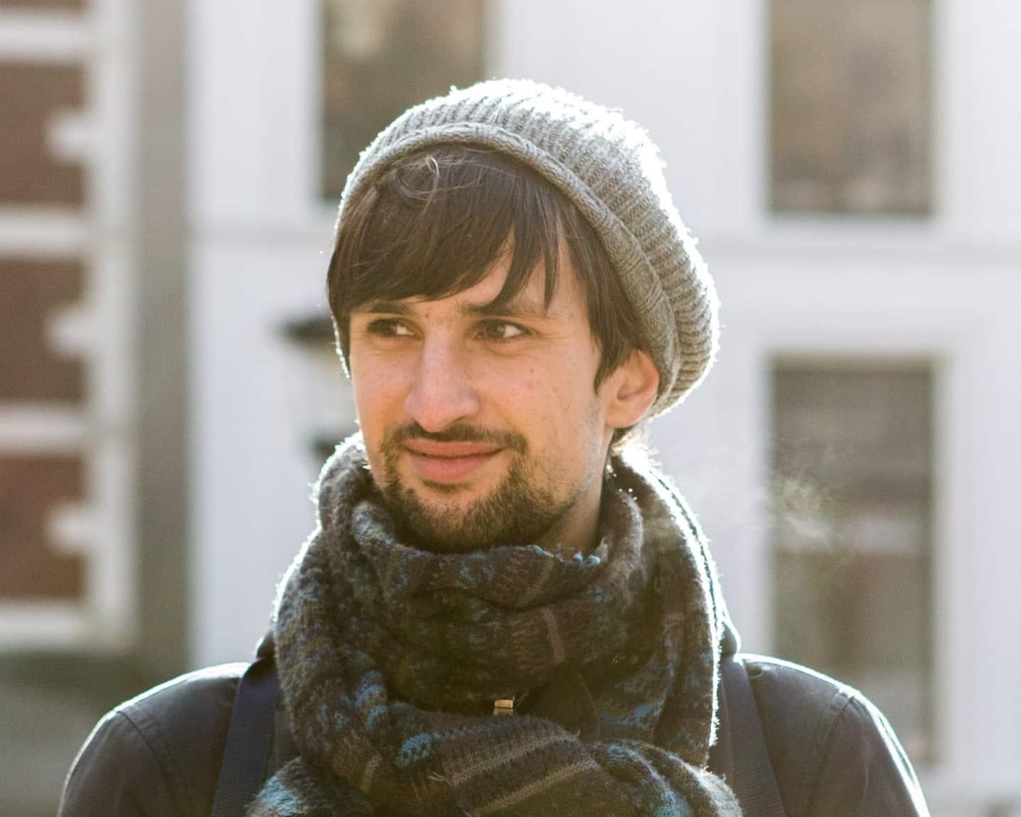 Olivier van Donk, medewerker Oud Geleerd Jong Gedaan, projectmedewerker OASE van Kennis
