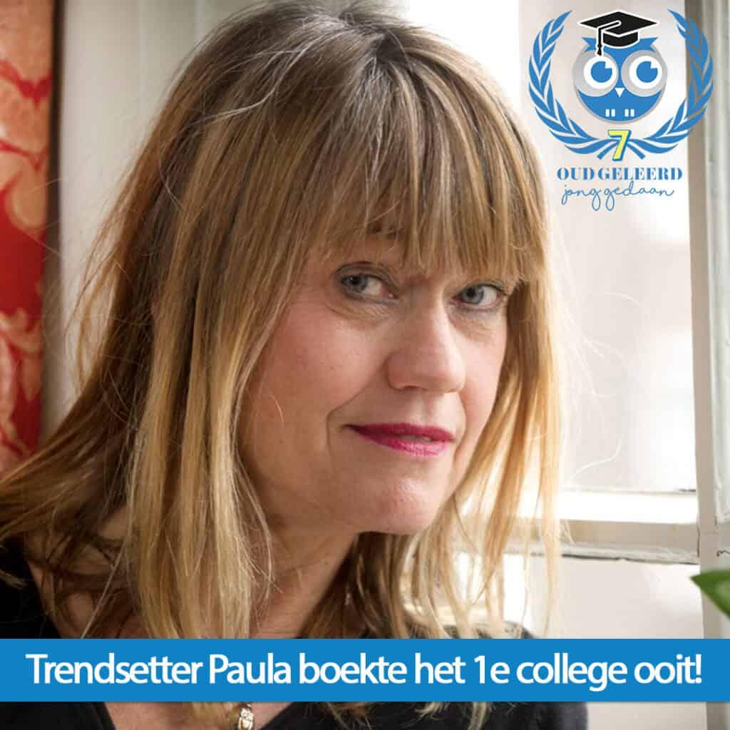 Activiteitenbegeleider Paula, Amsta Amsterdam