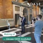 OASE: opnamen voor nieuwe rondleidingen